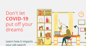 COVID-19 impact on your job search