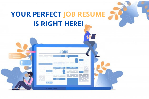 Follow these steps and make an impeccable job resume