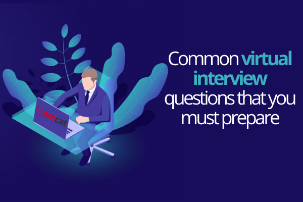 Practice these virtual job interview questions