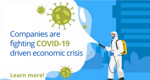Measures taken by companies against COVID-19