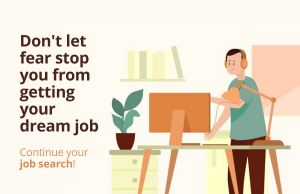 Keep your job search going doing the pandemic