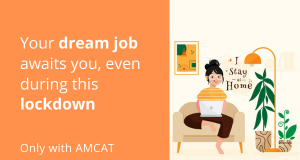 AMCAT exam from home