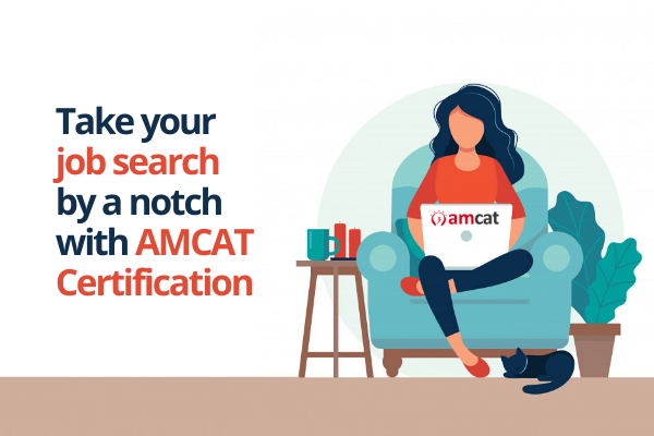 Start your job search with AMCAT certification