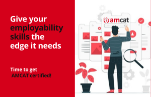 Make your skills shine with AMCAT certification