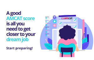 A good AMCAT score is all you need