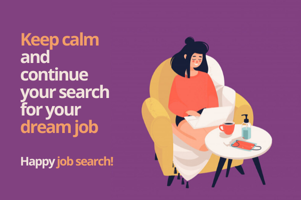Overcome your anxiety and have a successful job search