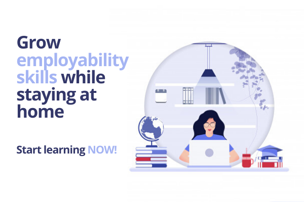 Develop employability skills at home