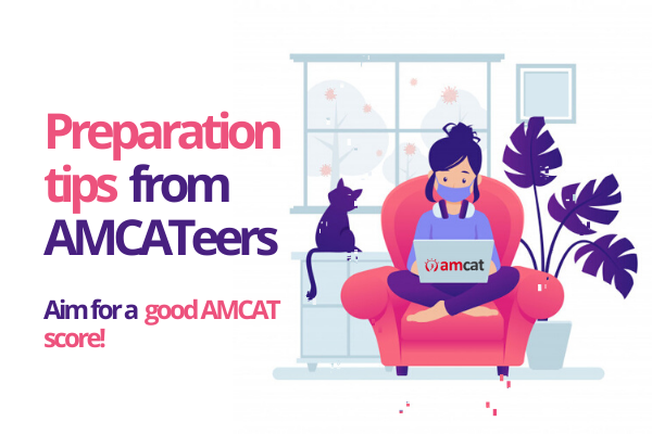 Get AMCAT exam preparation tips straight from the test takers