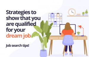Start your career with a bang with your dream job