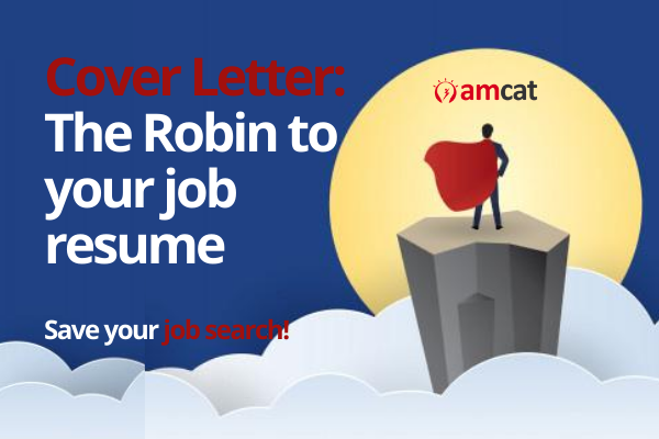 Save Gotham with your perfect cover letter