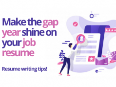 Ways for you to handle gap year in your job resume