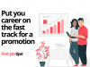 First job tips for promotion