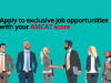Apply to the best job opportunities with AMCAT exam