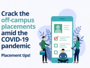 Get off-campus placements even during pandemic