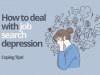 Ways to manage your job search depression