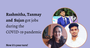 The AMCAT exam helped these candidates find their dream job even during the coronavirus pandemic.
