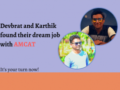 Find your dream job with AMCAT