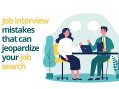 Careful of these job interviews potholes