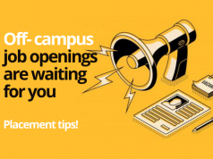 Off-campus placements you should apply