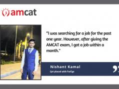 AMCAT exam for dream job