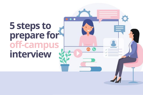 Off-Campus placement interview hacks
