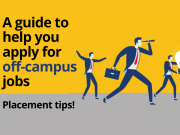 How to apply for off-campus placements