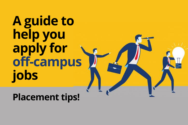 Preparation tips for off-campus placements