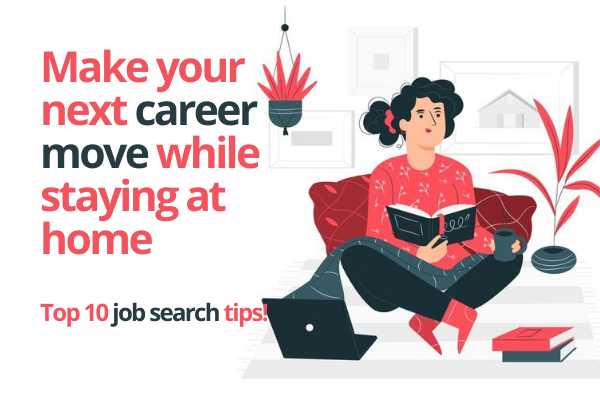 Tips on how to start your search for jobs