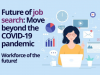 Impact of coronavirus pandemic on the future of job search