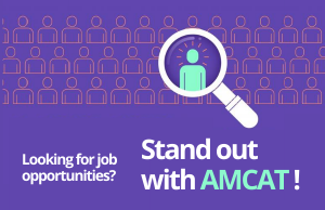 Get timely job alerts with AMCAT