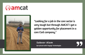 AMCAT exam for your dream job