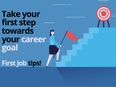 Tips to help you start your first job amid the crisis