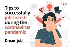 Get a good job amid the pandemic