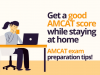 Get good score in AMCAT exam