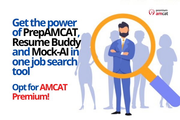 The power of AMCAT premium to make your job search easy
