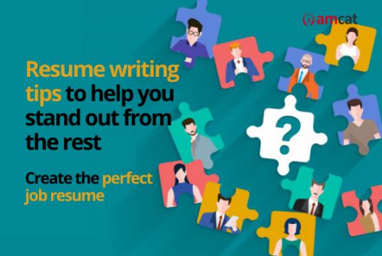 Create a targeted job resume