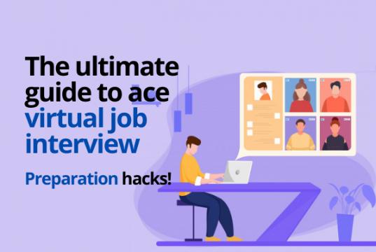 Virtual interviews hacks