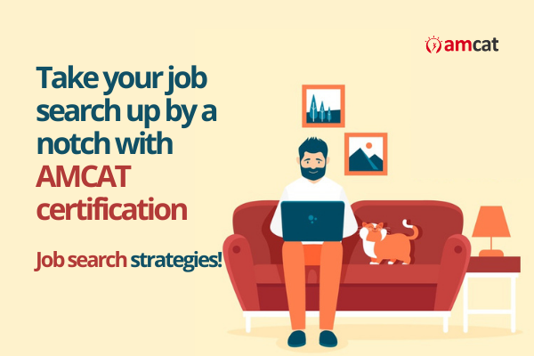 Start your job search with AMCAT certifications