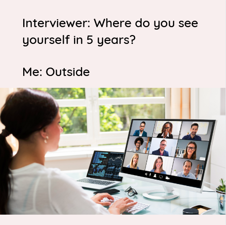 Interview question - where do you see yourself in 5 years?