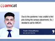 AMCAT exam - success story