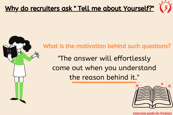 """Why do recruiters ask"""" Tell me about Yourself?"""""""
