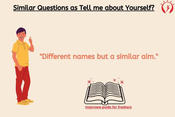 Similar Questions as Tell me about Yourself?