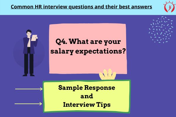 HR Interview -What are your salary expectations?