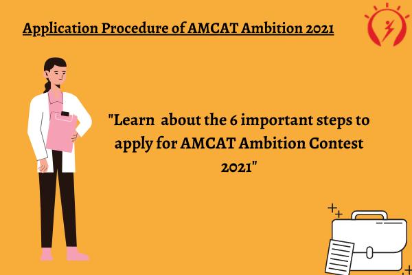AMCAT Ambition Application