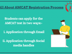 All About AMCAT Registration Process