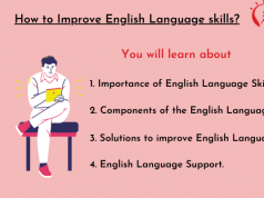 How to Improve English Language skills?