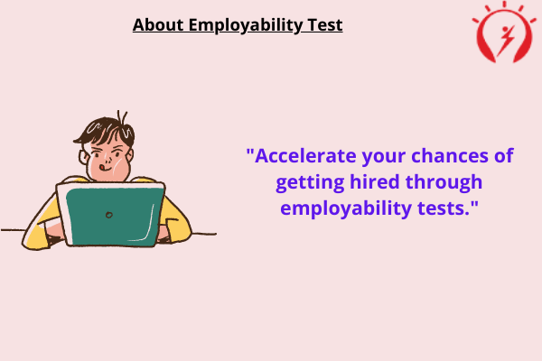 Employability tests for off-campus placements