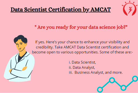 Data Scientist Certification by AMCAT