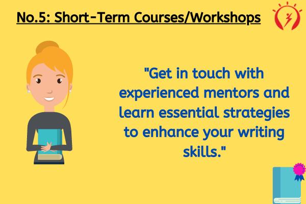 No.5: Short-Term Courses/Workshops