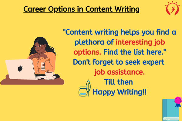 Career Options in Content Writing